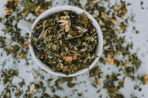 herbs for food development